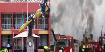current news about jail term for assault on firefighters