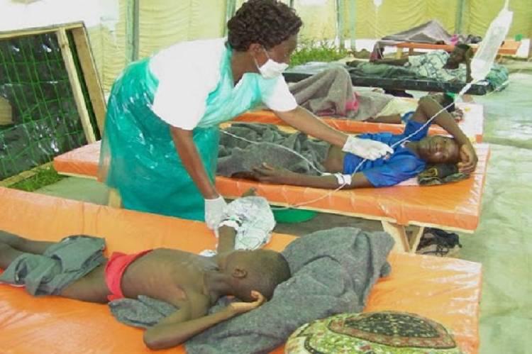 current news about cholera outbreak in Enugu state