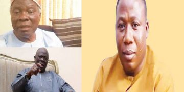 Current news about arrest of Sunday Igboho in Benin Republic