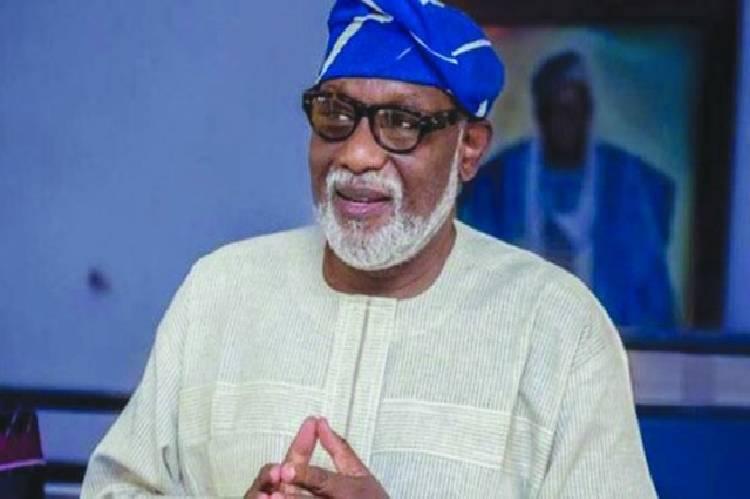 Current news on Naija baout Governor Akeredolu on Eid-el Kabir celebration
