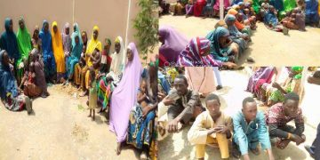 Zamfara police rescue one hundred kidnapped victims without ransome