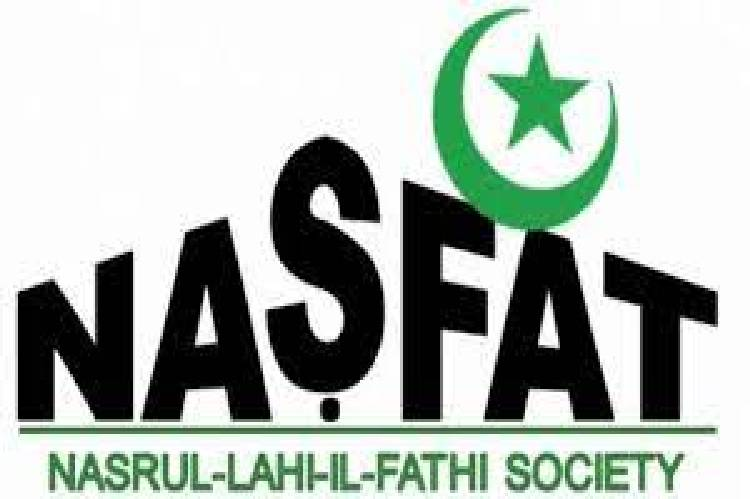 Current news about NASFAT felicitating with Muslims on Eid-el Kabir
