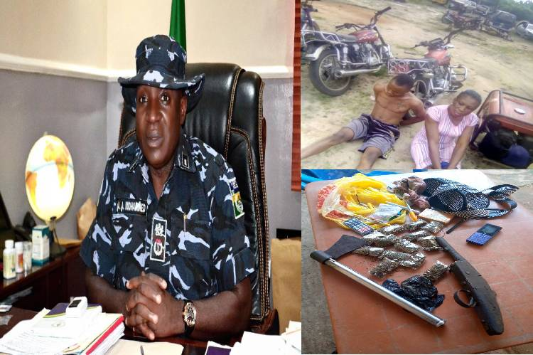 Latest news about police arrest in Delta state