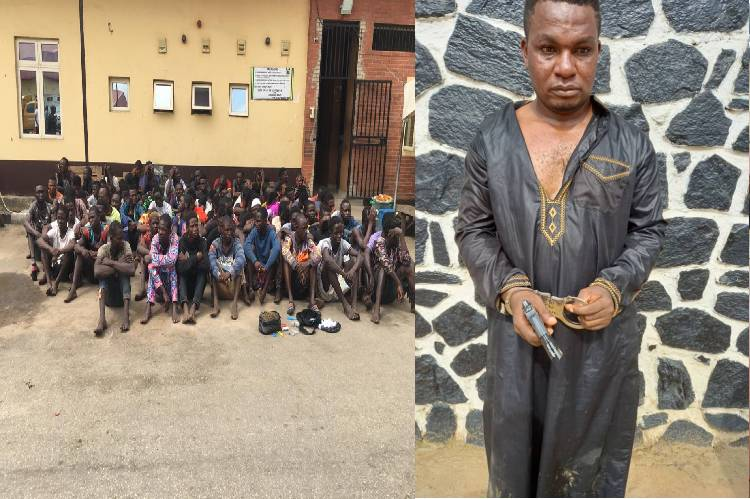 Current news about Lagos police raiding Lagos police raid black spots