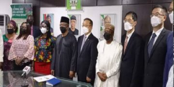 latest news about Nigeria receiving covid-19 vaccines from China