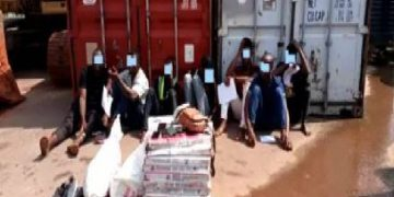 current news about fake revenue collectors arrested in Enugu