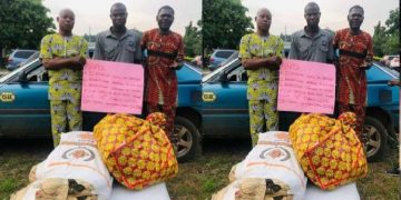 NDLEA arrests NURTW Chairman, two others arrested for drug trafficking
