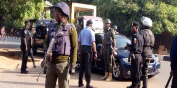 stolen vehicle, rifles, recoved in Delta state, naija news