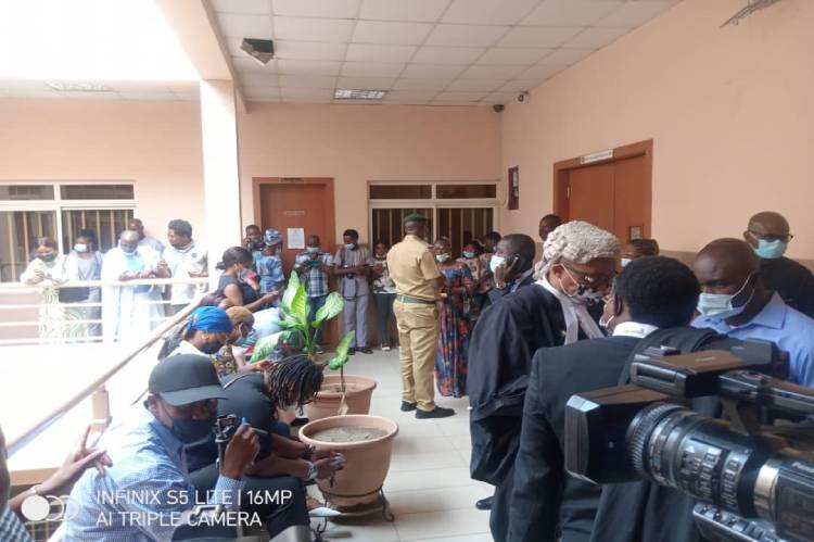 current news about Baba Ijesha's trial