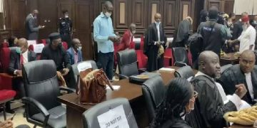 Latest breaking news about the trial of IPOB leader Nnamdi Kanu