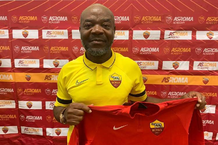 Fmr Flying Eagles Coach John Obuhn becomes new Technical Director of AS Roma