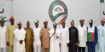 Latest Breaking News About the Electoral Act Amendment: PDP Governors insist on Electronic Transmission of Election Results