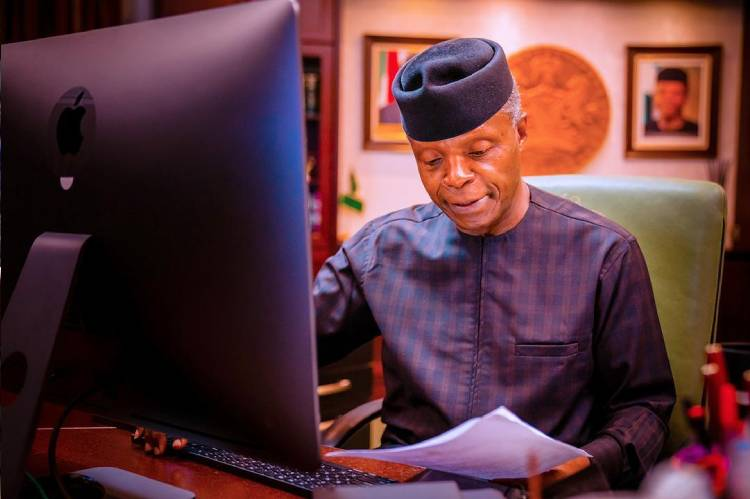 FG to end 30bn naira monthly electricity subsidy in 2022 — Osinbajo