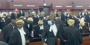 Latest news about Supreme court rules on Eyitayo Jegede's appeal 12 noon