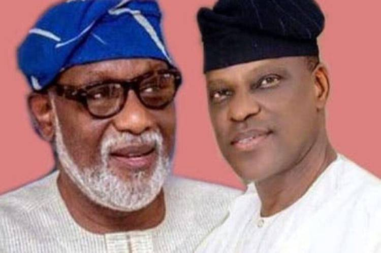 Latest Breaking News about Politics: in Nigeria: Supreme Court affirms Oluwarotimi Akeredolu as Governor of Ondo State