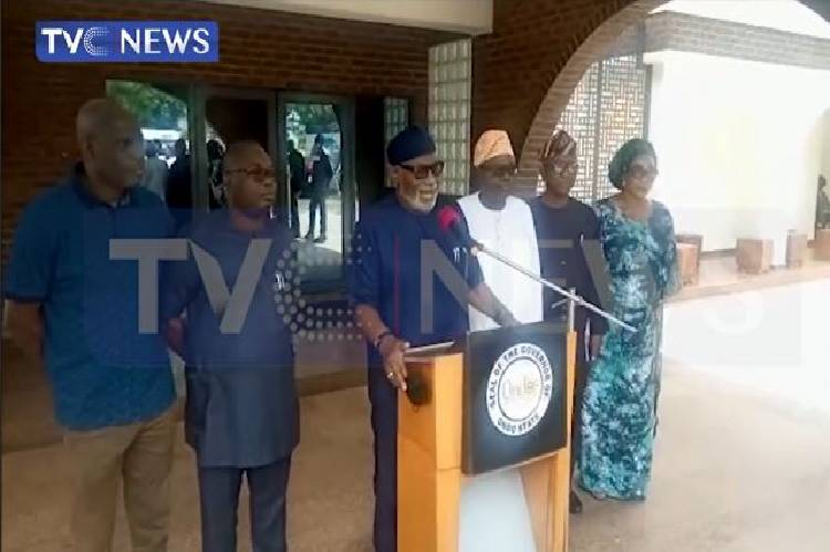 Latest news about Akeredolu's victory at the supreme court
