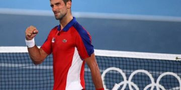 Latest Breaking News from Tokyo Olympic Games : Djokovic loses bid for Golden Slam in Tokyo Semi finals