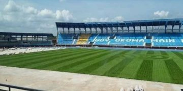 Latest News About Delta LG Sports festival is that it has kicked off at Stephen Keshi Stadium