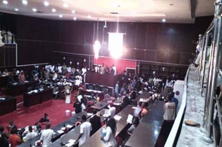 Imo PDP condemns suspension of Imo Lawmakers, says it's undemocratic