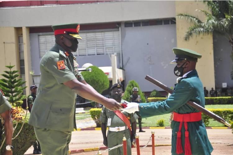 GOC 3- Division of Nigerian Army, Major General Ibrahim Ali assumes Command