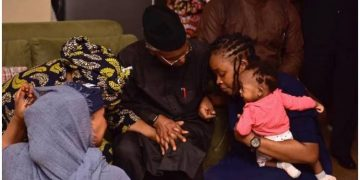 Latest News about El-rufai is that he pays condolence visit to family of ex-deputy Gov, Barnanas Bala