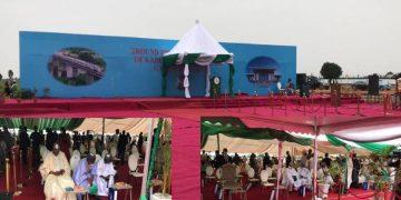 Photos Buhari set to flag off Kaduna-Kano standard gauge railway