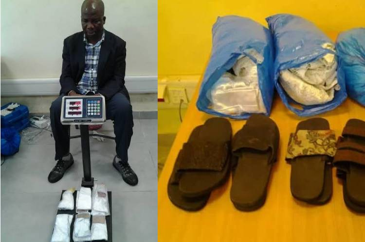 Alleged Drug Trafficking: Two witnesses testify against former council boss, Ashekun