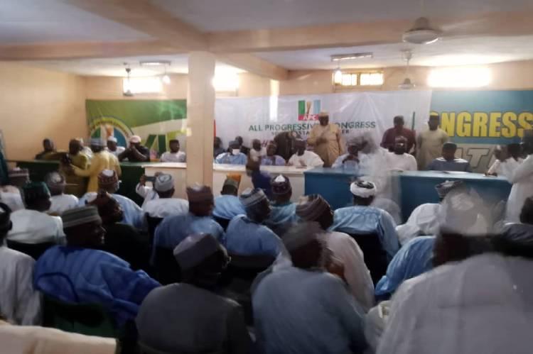 Ward Congress: Sokoto APC adopts Consensus option