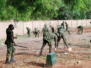 Latest news about Nigerian Army is that they are ready to sacrifice anything for good military-civil relations