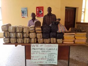 Latest current news about NDLEA
