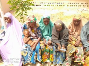 Latest Nigerian news about   kidnapped victims rescued by troops in Zamfara state
