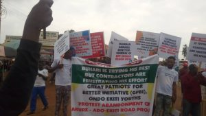 Latest news about protests in  Akure