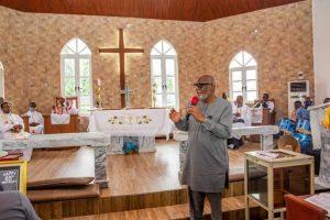 Latest news about Akeredolu at 65