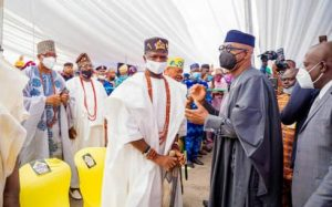 Governor Abiodun inaugurates newly elected LG Chairmen in Ogun