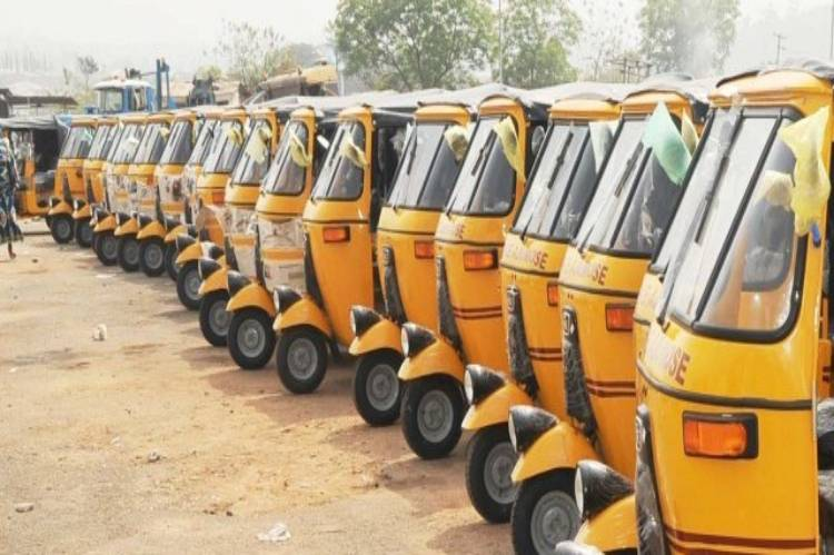 Latest news is that Zamfara Road Traffic Agency Suspend Activities Of Tricycle Riders In Gusau