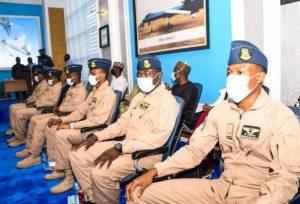 Latest news on Nigerian Air Force