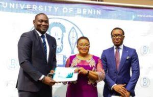 ASR Africa pledges ₦1bn Education grant to University of Benin