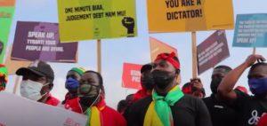 Ghana Youth activists
