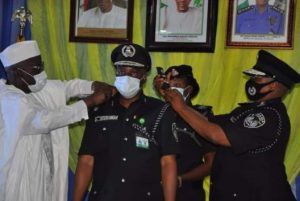 IGP decorates 24 AIGs with new ranks