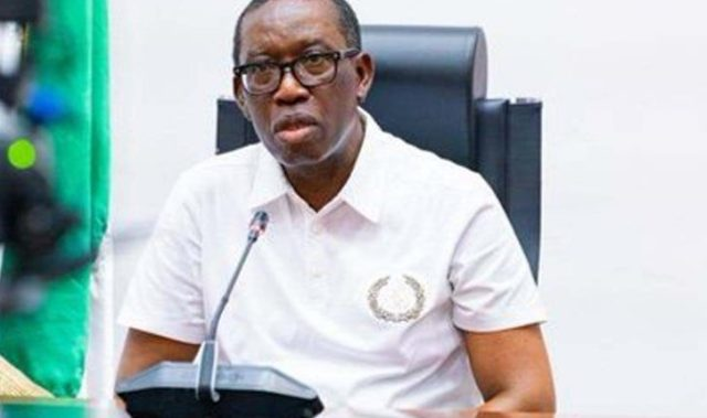 Latest news about Okowa congratulating Muslims,. calls for peaceful co-existence