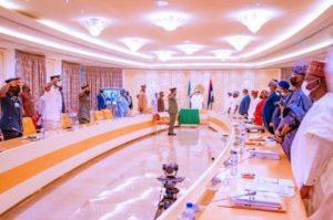Current news on COAS Farouk Yahaya