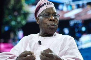 Latest news is that 2023 Election is not as important as Nigeria's unity - Obasanjo