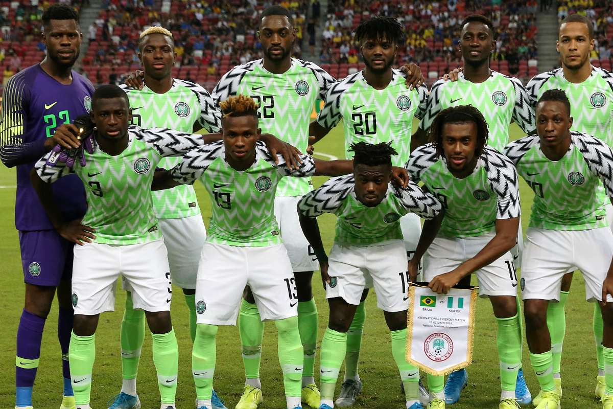 AFCON Qualifiers: Nigeria draws Sudan, Egypt, Guinea Bissau