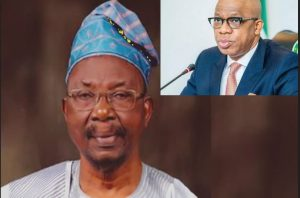 Latest news in Nigeria is that Governor Abiodun mourns elder statesman, Senator Durojaiye