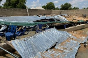 One killed, five injured in Borno Church demolition