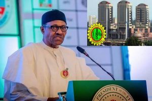 Latest news update is that Just In: Buhari announces N287bn as NNPC's 2020 profit after tax