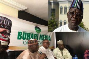 Buhari Media Oerganisation cautions Ortom against unguided utterances