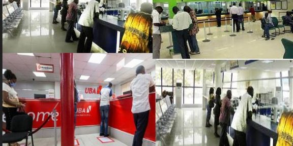 Latest news is that CIBN urges banks to embrace technology