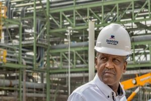 Latest news is that Dangote's $2bn petrochemical plant to produce 77 grades of chemicals – Official