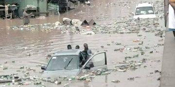 Flood kills two in Taraba.